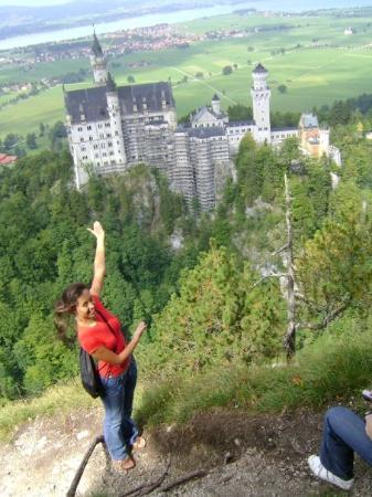 ฟึสเสิน, เยอรมนี: Fussen, Germany (Neuchwainstein Castle) (2008)
