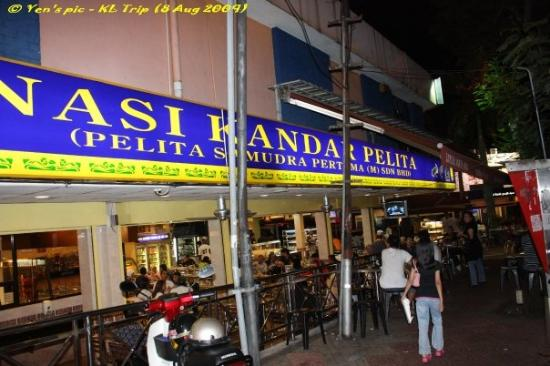 Best Food Near Times Square Kl