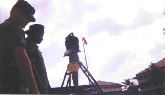 ปานามาซิตี, ปานามา: Ft Kobbe, Panama  Survey Training