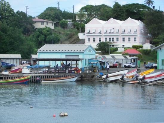 แคสตรีส์, เซนต์ลูเซีย: Castries, St. Lucia