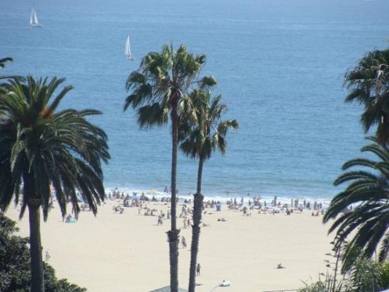 Santa Monica State Beach ภาพถ่าย