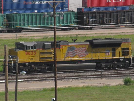 Union Pacific Railroad Bailey Yard照片