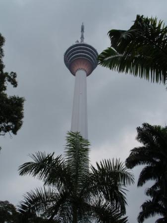 หอคอยกัวลาลัมเปอร์: KL Tower
