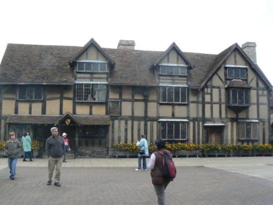 Shakespeare's Birthplace ภาพถ่าย