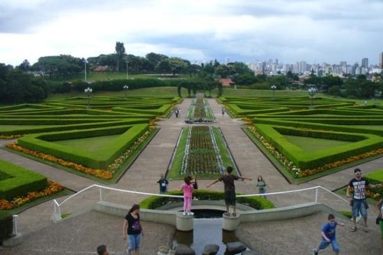 Jardim Botânico de Curitiba: Jardim Botanico, Curitiba - PR