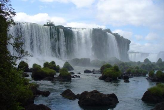Iguazu Falls: Cataratas do Iguaçu