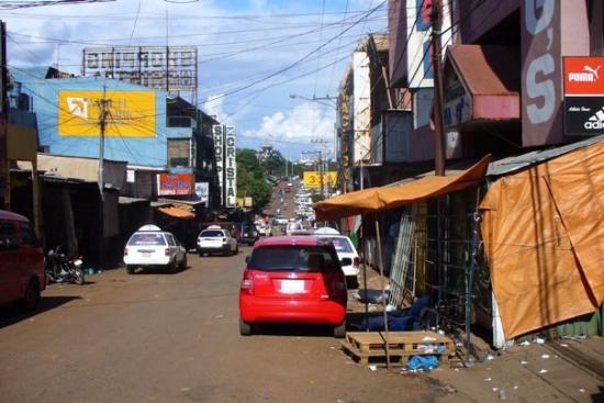 ซิวดัดเดลเอสเต, ปารากวัย: Ciudad del Este, Paraguay