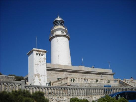 มาจอร์กา, สเปน: el far-- uf que malament m'ho vaig passar per arribar snifsnif