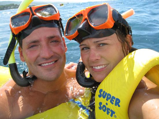 Sandals Ochi Beach Resort: Snorkeling