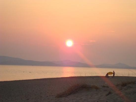 Agia Anna Beach Photo