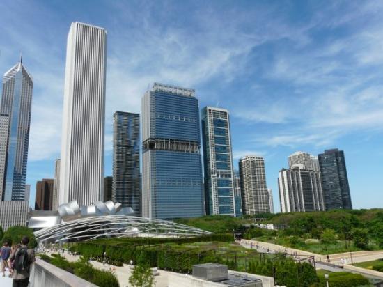 มิลเลนเนียมปาร์ค: Chicago - Millennium Park