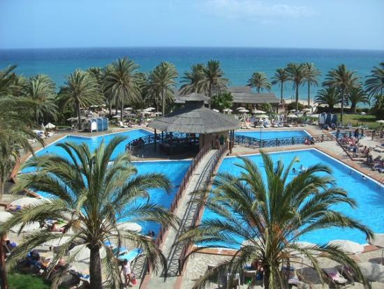 SBH Costa Calma Beach Resort : het zwembad
