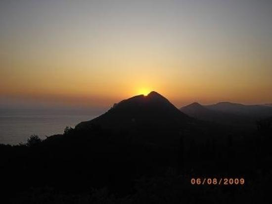 Corfu, กรีซ: pelekas! hehehe