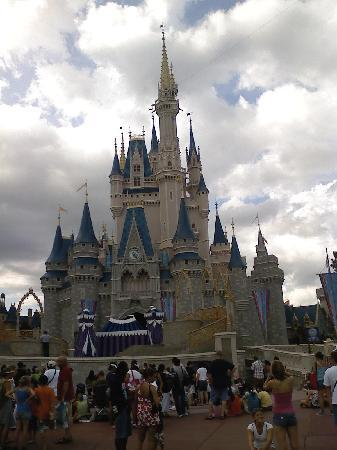 Walt Disney World Resort: Cinderella Castle