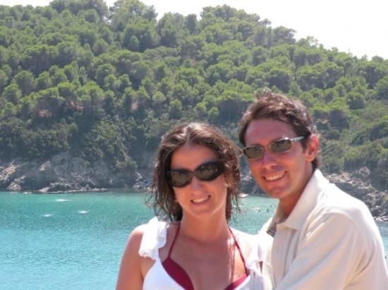 เกาะเอลบา, อิตาลี: Spiaggia di Fetovaia
