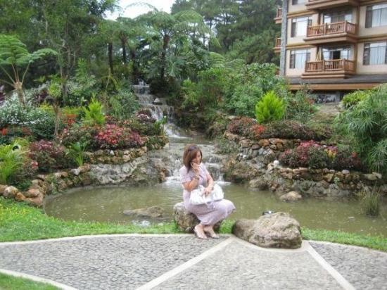 Baguio, ฟิลิปปินส์: Manors Hotel