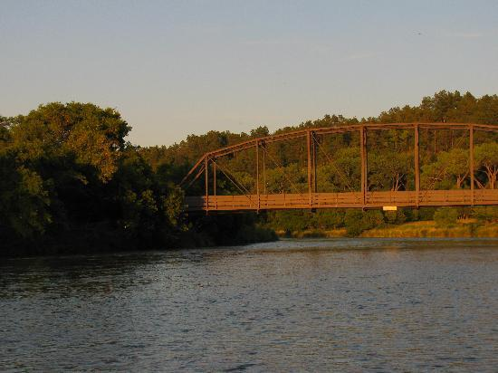Niobrara River : Smith Falls Bridge