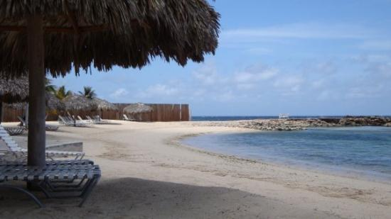 Willemstad Curacao Beach At Holiday Hotel