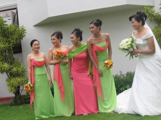 Tagaytay Bridesmaids