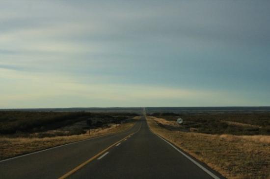 en route pour Puerto Madryn , et la peninsula Valdes