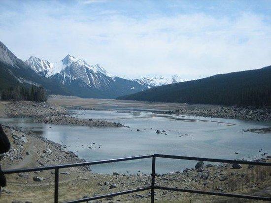Jasper National Park, แคนาดา: Medicine Lake