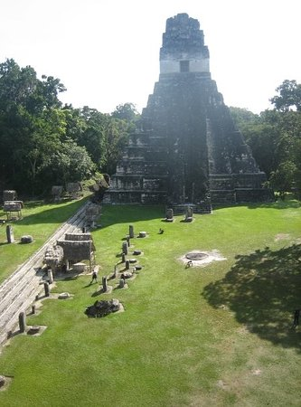 Temple IV in Tikal