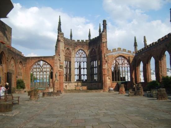 Coventry, UK: katedra