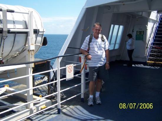 กาเลส์, ฝรั่งเศส: PO Ferries from Calais to Dover