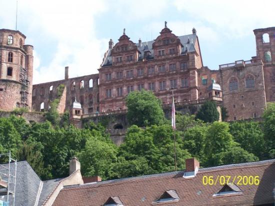 ไฮเดลเบิร์ก, เยอรมนี: Old University Heidelberg