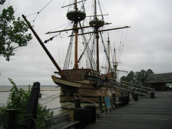 วิลเลียมสเบิร์ก, เวอร์จิเนีย: Jamestown. I absolutely loved seeing it.