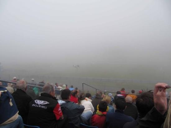 Nuerburg, เยอรมนี: Yes, the track is there somewhere