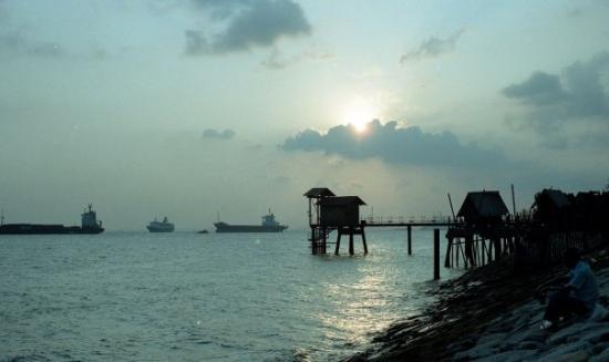 เกาะเซนโตซา, สิงคโปร์: Sentosa Islande, Singapour