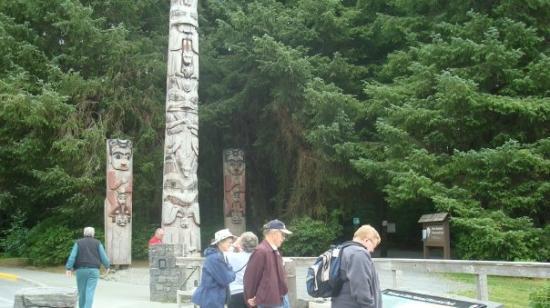 ซิตกา, อลาสกา: Totem Park, Sitka, AK