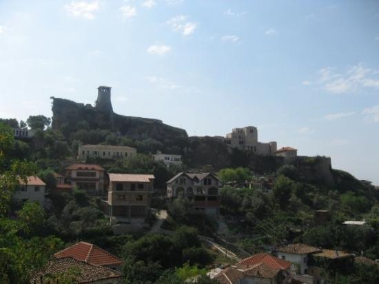 Kruje, ألبانيا: Kruja