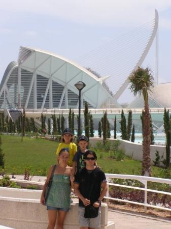 City of the Arts and Sciences ภาพถ่าย