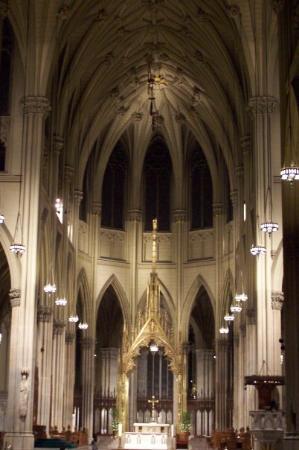 St. Patrick's Cathedral: Cathédrale St-Patrick