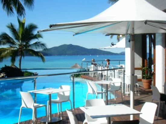 Hamilton Island, ออสเตรเลีย: Resort pool
