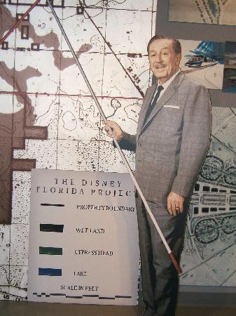 ดิสนียส์ ฮอลลิวูด สตูดิโอส์: One Man's Dream