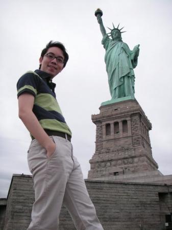 Ellis Island: Of course, New York