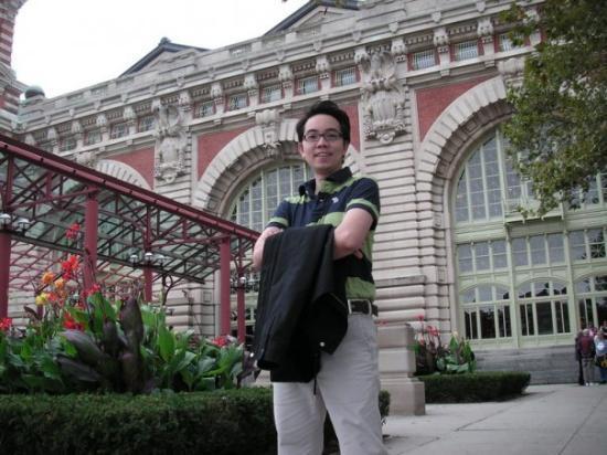 Ellis Island: : )