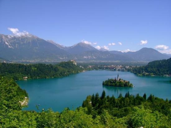 Foto Lake Bled