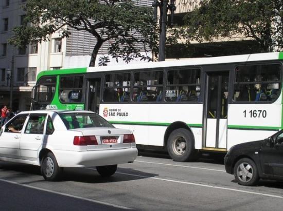 เซาเปาลู: Sâo Paulo - ônibus