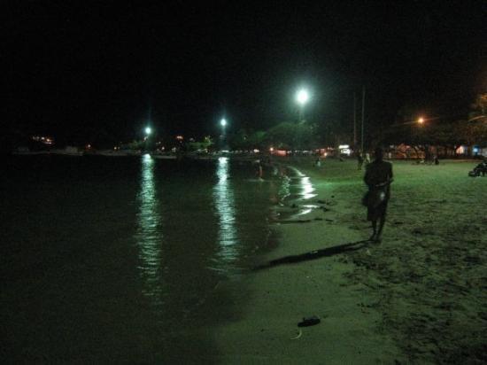 Taganga de noche