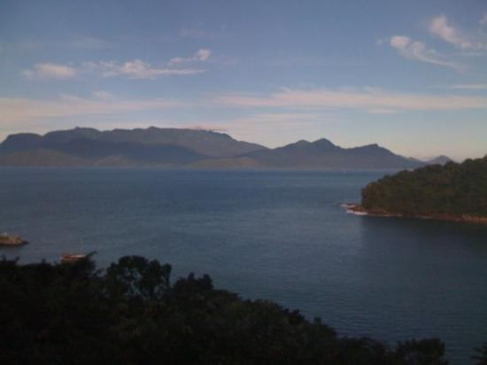 Angra Dos Reis: Left view from my balcony