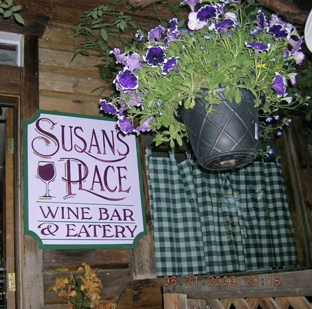Susan's Place Wine Bar & Eatery