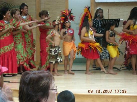 ลาไฮน่า, ฮาวาย: More hula photos.