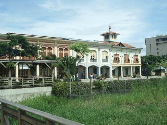 ไกวย์อากิล, เอกวาดอร์: Parque Histórico, Samborondón. Ecuador