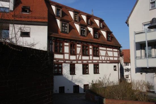อุลม์, เยอรมนี: La vieille ville de Ulm.