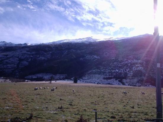 ควีนส์ทาวน์, นิวซีแลนด์: Coronet Peak ski area