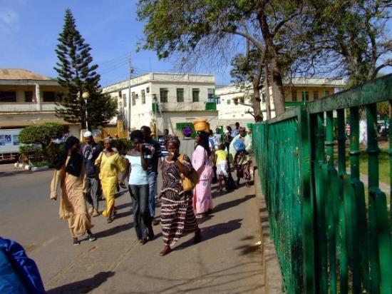 บันจุล, แกมเบีย: Banjul